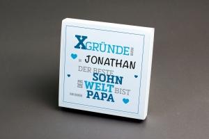 X-GRÜNDE warum du der Beste Sohn der Welt bist