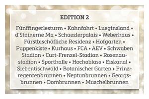 XX5-GRÜNDE - warum Augsburg liebenswert schön ist