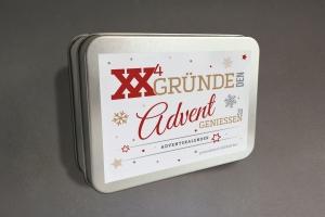 XX4-GRÜNDE - Adventskalender